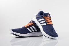 Espadrille de classique d'Adidas Vue supérieure Images stock