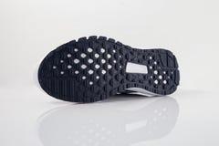 Espadrille de classique d'Adidas Vue supérieure Photographie stock