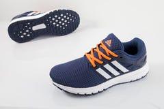 Espadrille de classique d'Adidas Vue supérieure Image libre de droits