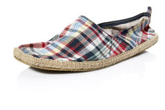 Espadrille Royalty Free Stock Photography