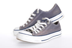Espadrilles, chaussures de sport Images libres de droits