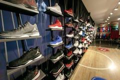 Espadrilles de la Jordanie d'air Photo stock