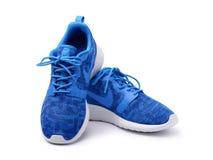 Espadrilles de Nike pour le fonctionnement Photographie stock