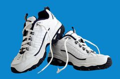 Espadrilles - des chaussures appropriées pendant la durée. Image libre de droits