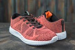 Espadrilles pour la femme Chaussures pour la forme physique et le sport Photos libres de droits