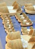 Espadrilles on sale Stock Photo