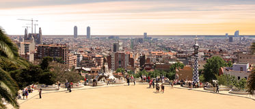 Espagne - Barcelone Royalty Free Stock Photo