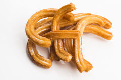 Espagnol Churros de Deliciuos Photo stock