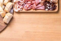 Espagnol délicieux Tapas Food Photo libre de droits