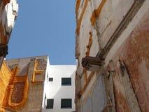 Espagnol de démolition Image libre de droits