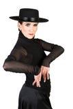 Espagnol de danseur Photographie stock libre de droits