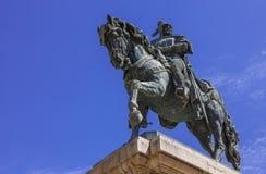Espagnol de héros d'EL de cid Photo libre de droits