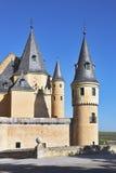 Espagnol de palais de rois Image libre de droits