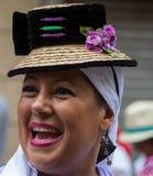 Espagnol de sourire Photos libres de droits