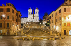 Espagnol Front Rise de Rome Photographie stock libre de droits
