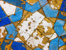 Espagnol Paviment Photos stock