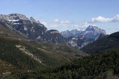 Espagnol Pyrénées Photo stock