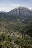 Espagnol Pyrénées Images stock