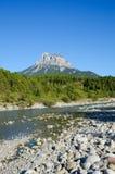 Espagnol Pyrénées en été Images libres de droits