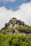 Espagnol Pyrénées, sel De Sallent Image stock