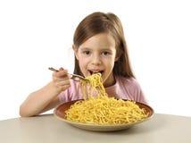 Espaguete Foto de Stock