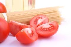 Espaguete Imagens de Stock