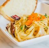 Espaguetes Imagens de Stock Royalty Free