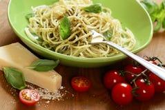 Espaguetes Imagem de Stock Royalty Free