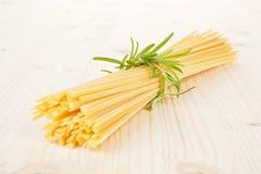 Espagueti. Fotos de archivo libres de regalías