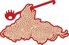Espagueti libre illustration
