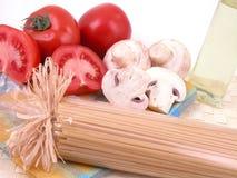 Espagueti Fotografía de archivo libre de regalías