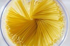 Espagueti Imagen de archivo libre de regalías