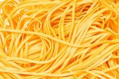 Espagueti enredado Foto de archivo