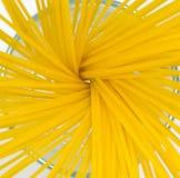 Espagueti redondeado Imágenes de archivo libres de regalías