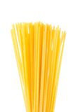 Espagueti seco Foto de archivo libre de regalías