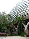 Espalande Treatre i Singapore Royaltyfri Foto