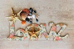 Espalhe o amor e a paz em todo o mundo especialmente em feriados do dia de são valentim e do special Fotos de Stock