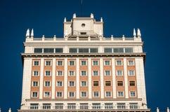 Espana building Stock Images