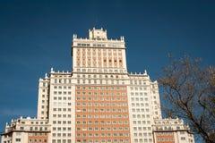 Espana building Stock Photo