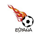 Espana football Royalty Free Stock Images