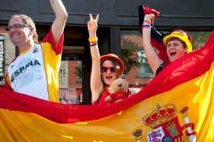 espana viva Obrazy Stock