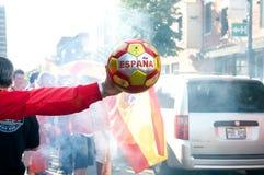espana viva Zdjęcie Stock