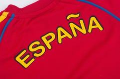 Espana wygrana Obraz Royalty Free