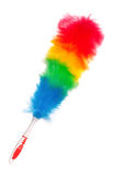 Espanador colorido Imagens de Stock