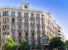 Espanha. Barcelona. foto de stock