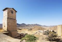 Espanha da mina de Mazzaron Foto de Stock