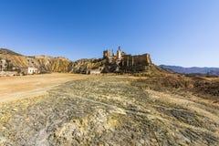Espanha da mina de Mazzaron Fotos de Stock