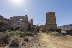 Espanha da mina de Mazzaron Imagem de Stock