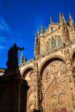 Espanha da universidade de Universidad de Salamanca Fotos de Stock Royalty Free