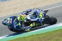 Espanha de MotoGP, em Jerez Imagens de Stock Royalty Free